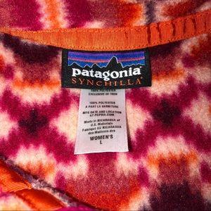Women's Like New Patagonia Quarter-Zip, large